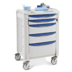 Treatment trolley / with drawer 14 Clinicaid.com.ng