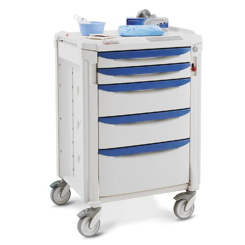 Treatment trolley / with drawer 12 Clinicaid.com.ng