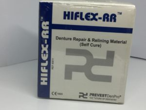 Denture Reliners & Base now available in Nigeria. Place your order now on Clinicaid.com.ng
