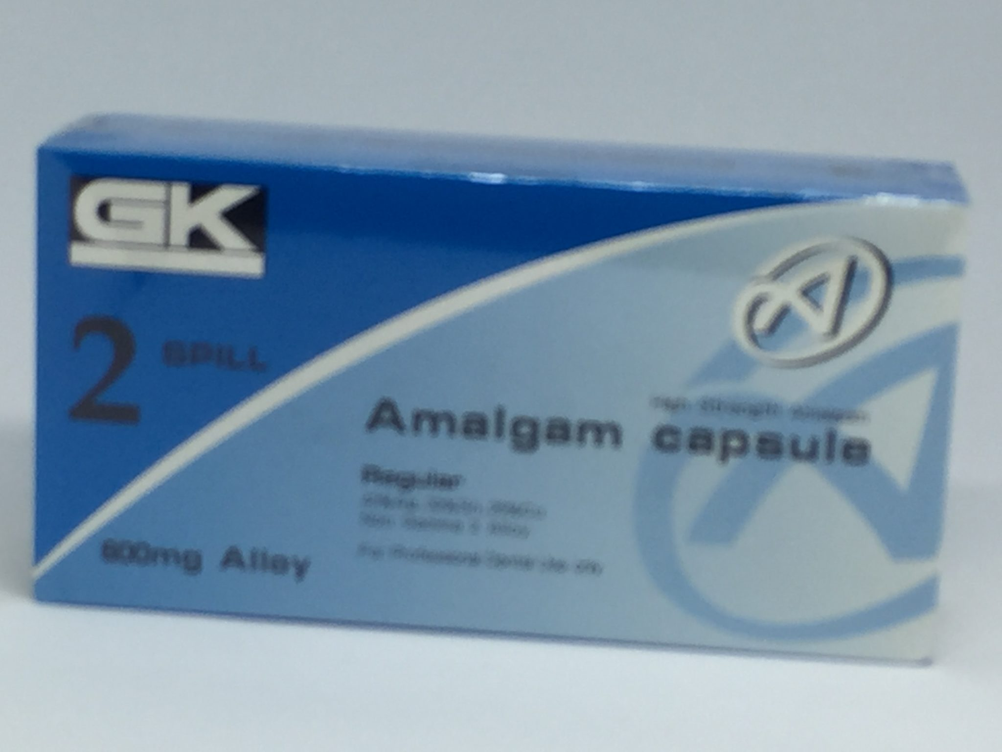 Amalgam Capsules now available in Nigeria. Place your order now on Clinicaid.com.ng