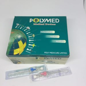 Intravenous Line Cannula now available in Nigeria. Place your order on Clinicaid.com.ng now.