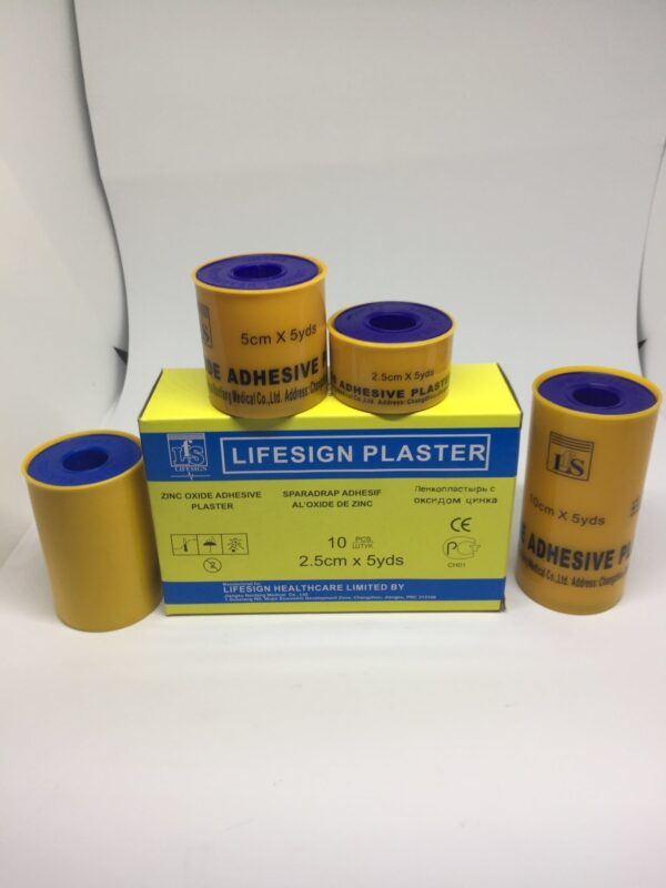 Adhesive Strip Plaster - Clinicaid.com.ng