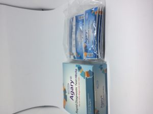 HBsAg Test Kit now available in Nigeria. Place your order on Clinicaid.com.ng now.