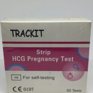 Strip HCG Pregnancy Test now available in Nigeria. Place your order on Clinicaid.com.ng now.
