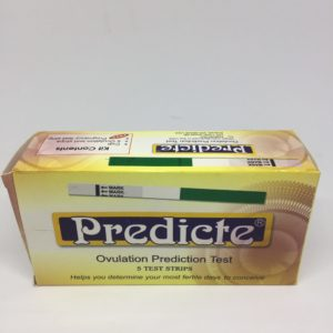 Ovulation Prediction Test Kit now available in Nigeria. Place your order on Clinicaid.com.ng now.