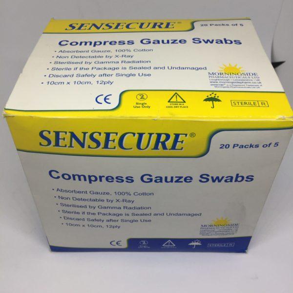 Compress Gauze Swabs