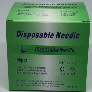 Disposable Syringes and Needles now available in Nigeria. Place your order on Clinicaid.com.ng now.