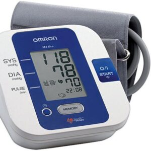 OMRON AUTOMATIC BP MONITOR M2 ECO 6 Clinicaid.com.ng