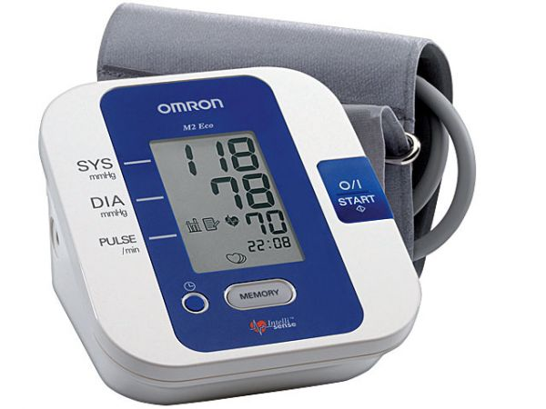 OMRON AUTOMATIC BP MONITOR M2 ECO 5 Clinicaid.com.ng