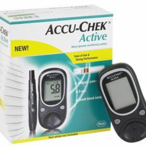 ACCU CHECK GLUCOMETER 6 Clinicaid.com.ng