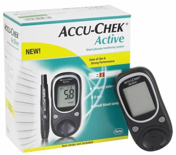 ACCU CHECK GLUCOMETER 5 Clinicaid.com.ng