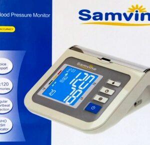 SAMVINE BP MONITOR 12 Clinicaid.com.ng