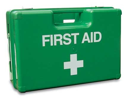 KITTED FIRST AID BOX (SMALL) 12 Clinicaid.com.ng