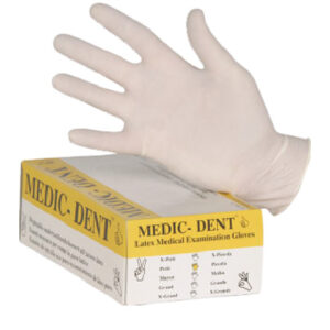 HYPOALLERGENIC LATEX GLOVES 7 Clinicaid.com.ng