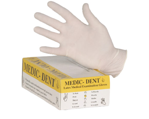 ETMS0021 HYPOALLERGENIC LATEX GLOVES