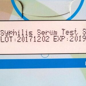RAPID DIAGNOSTIC TEST KIT SYPHILIS 6 Clinicaid.com.ng