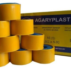PLASTER ROLLS (4 INCHES PK OF 5 PIECES) 4 Clinicaid.com.ng