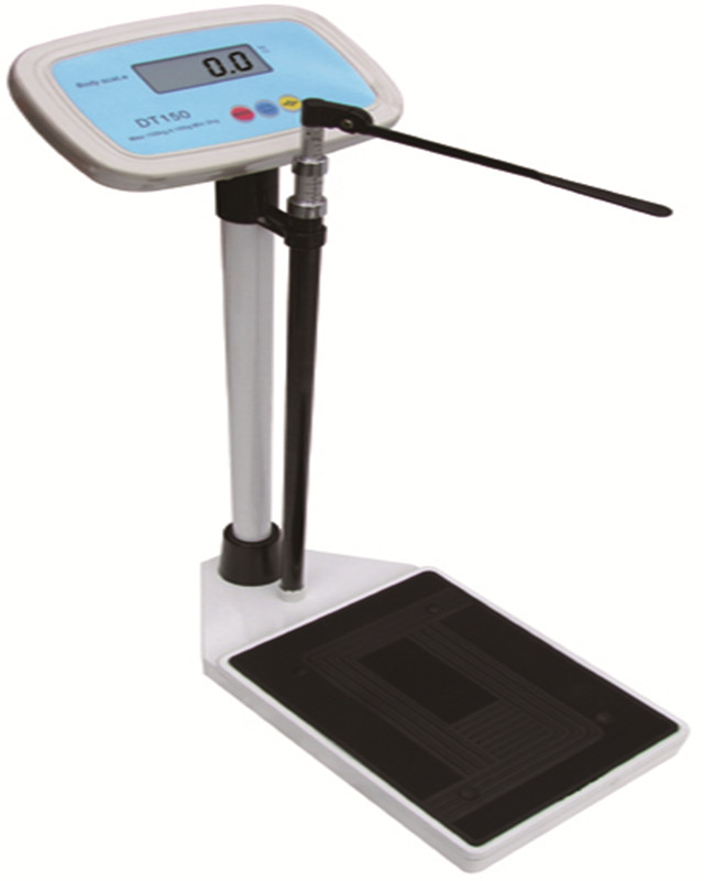 DIGITAL HEIGHT AND WEIGHT SCALE C 8 Clinicaid.com.ng