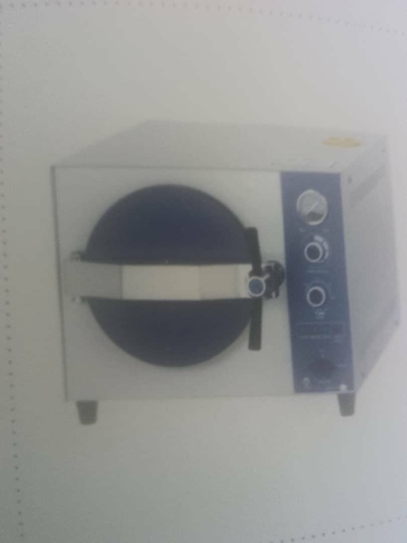 Clinical autoclave II 9 Clinicaid.com.ng