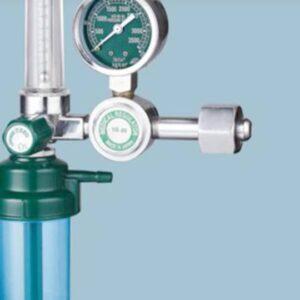 Oxygen Pressure Gauge 23 Clinicaid.com.ng