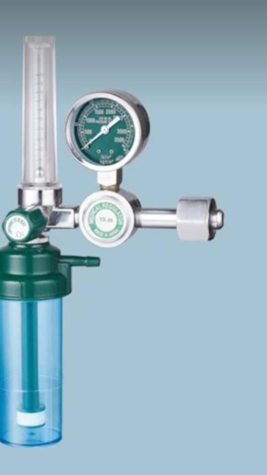 Oxygen Pressure Gauge 22 Clinicaid.com.ng