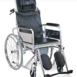 Commode Wheel Chair 19 Clinicaid.com.ng