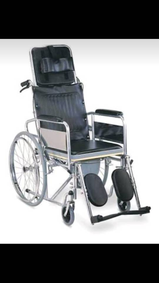 Commode Wheel Chair 18 Clinicaid.com.ng