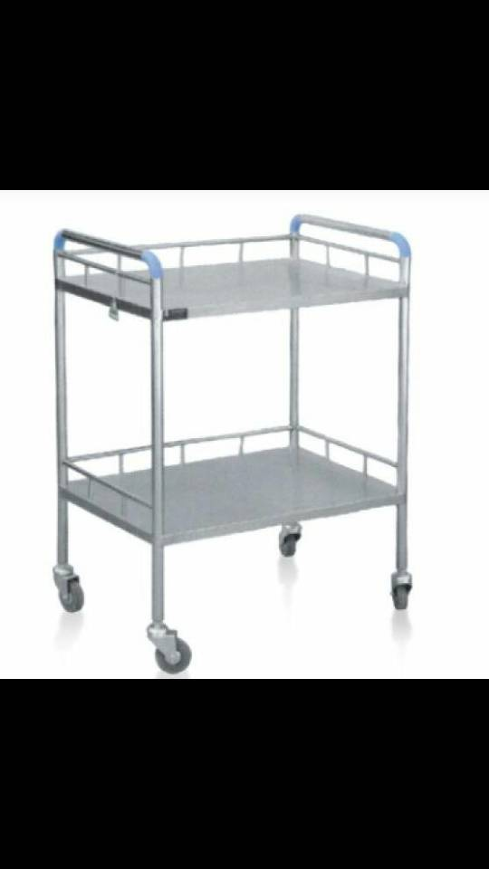 Instrument Trolley (2 Step) 8 Clinicaid.com.ng