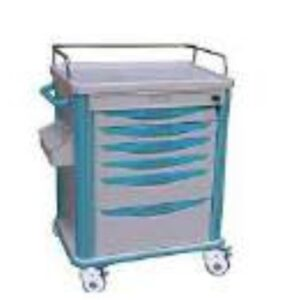 Trolley Medicine (6 drawers with medicine compartments) 3 Clinicaid.com.ng