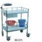 Dressing Trolley (with Bowl bucket) 6 Clinicaid.com.ng