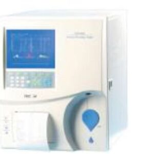 Haematology Analyser (3-part differential of WBC blood cell counter 20 parameters +3 histograms 60 sample per hour) 2 Clinicaid.com.ng