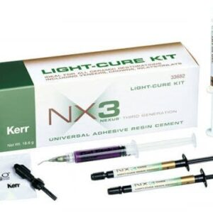 Light Cure Kit
